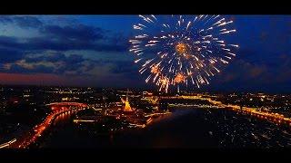 MEMBRUM- Салют в честь дня победы. Санкт-Петербург 2016