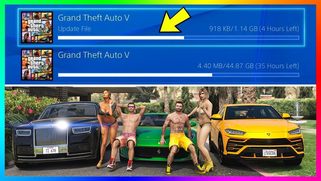GTA 5 Online Might Be Getting An Update BEFORE The Biggest Heist DLC EVER Comes Later This Year!