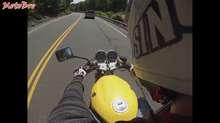 Brutal Motorcycle Accidents | Road Bike & Dirtbike Crashes [#4]
