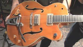 Brian Setzer's 1959 Gretsch 6120