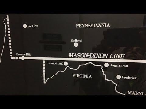 Mason Dixon line 250 in 2017