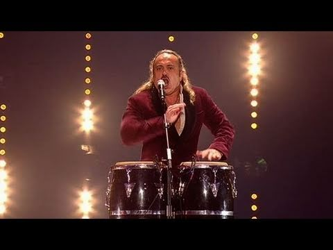Wagner sings She Bangs/Love Shack - The X Factor Live - itv.com/xfactor
