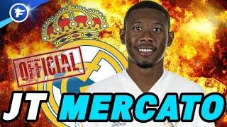 OFFICIEL : le Real Madrid s'offre le gros coup David Alaba | Journal du Mercato