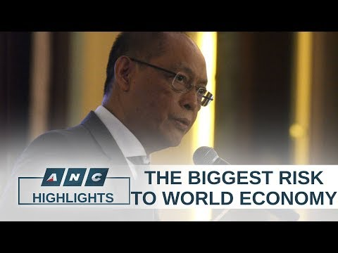 PH Central Bank Governor: Trump is biggest risk to world economy | Market Edge