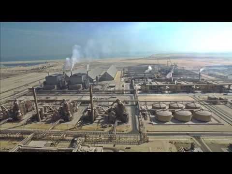 Ras Al Khair: the Centre of Saudi Mining