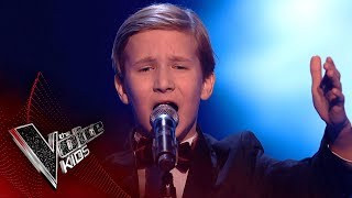 Yaroslav Performs 'Nessun Dorma': Blinds 2 | The Voice Kids UK 2018