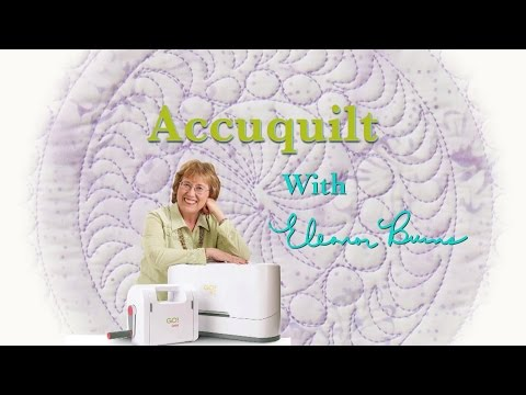 Accuquilt April 2016
