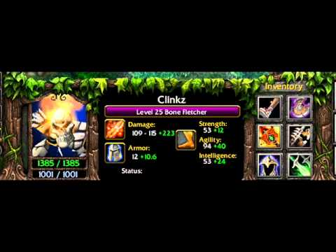 Clinkz Dota Item Buildwmv YouTube