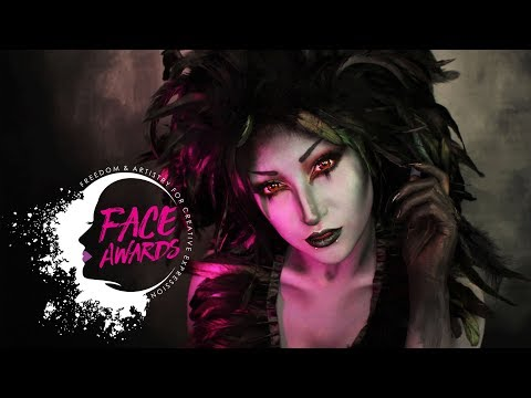 Harpy Queen | NYX FACE AWARDS 2018 ENTRY