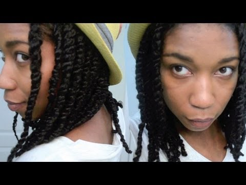 how-to-trim-curly-natural-hair-without-heat-|-updated-routine