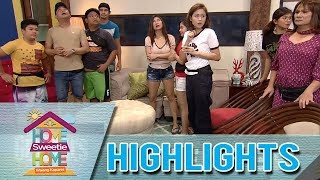 Big Brother gives a task to the Home Sweetie Home family   HSH Walang Kapares