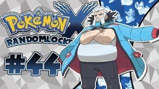 Pokémon X Randomlocke Ep.44 - EL ÚLTIMO LÍDER DE KALOS