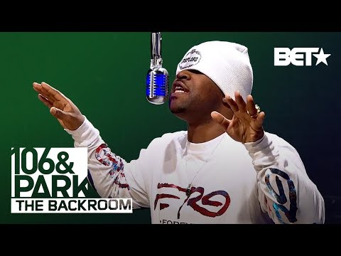 A$AP Ferg BET's The Backroom Freestyle!