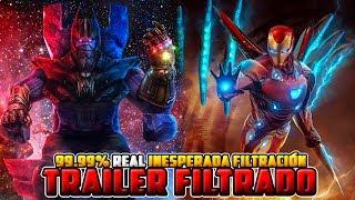 AVENGERS 4 TRAILER FILTRADO 99% REAL por TRABAJADOR de MARVEL y MUCHAS REVELACIONES INESPERADAS