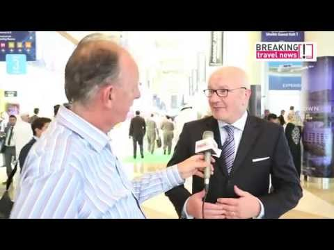 Mark Walsh, group exhibitions director, Reed Travel Exhibitions