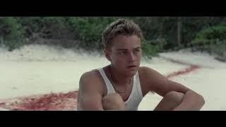 Акула Покусала Людей ... отрывок из фильма (Пляж/The Beach)2000