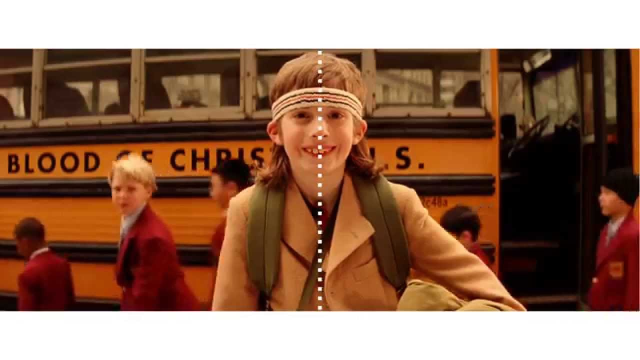 The symmetry of Wes Anderson - YouTube