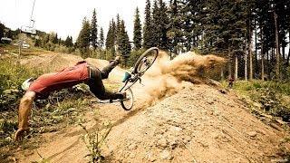 Неудачные падения и трюки на велосипеде. Приколы.(, 2014-04-22T00:27:15.000Z)