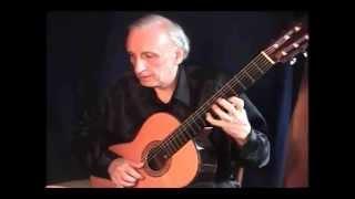 Johann Sebastian Bach - Musette by Cesar Amaro