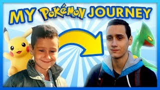 How I Became A Huge Pokemon Fan