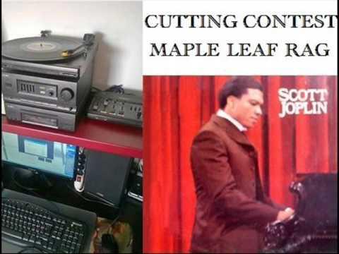 Cutting Contest - Maple Leaf Rag, by Hyman Joplin, arr. Dick Hyman
