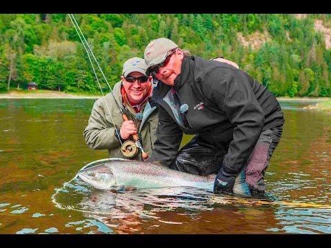 Giant Atlantic Salmon | Glen Eden Lodge