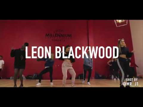Bryson Tiller - Run me Dry | Choreography by Leon Blackwood