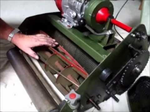scott bonnar reel mower clutch