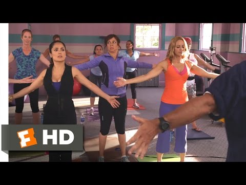 Grown Ups 2 - Creepy Warm Up Scene (3/10) | Movieclips thumbnail