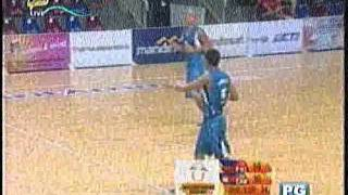 Philippines vs. Cambodia - 2011 Southeast Asian Games basketball
