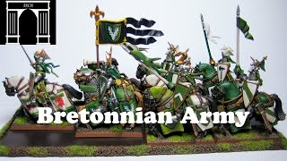 Possible Total War:Warhammer Factions The Bretonnian Army