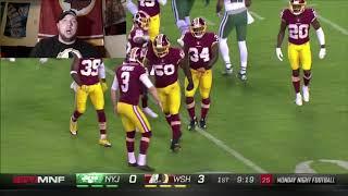 Redskins Vs Jets Game Film Breakdown
