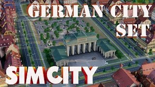 Simcity - German City Set DLC