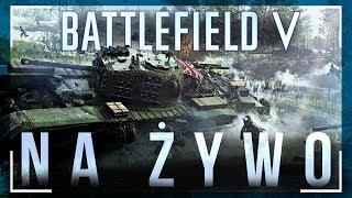 BATTLEFIELD V - Mój ulubiony PANZERFAUST! - Gameplay Na Żywo