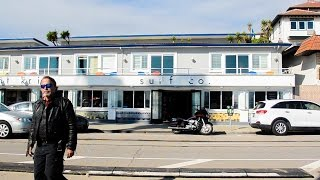 Beastie Boys - Off the Grid - The Mix Up - Santa Cruz