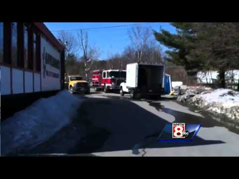 Drug agents bust meth lab ring in central Maine
