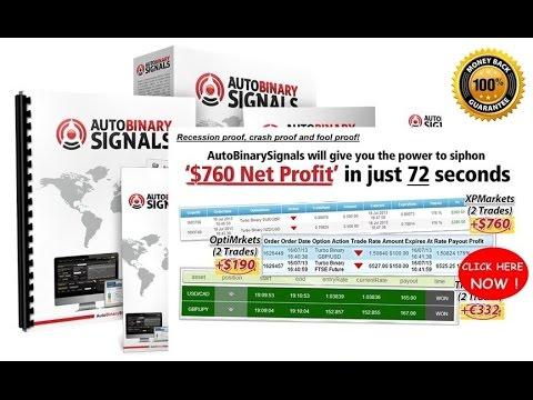 Binary option auto trading scam