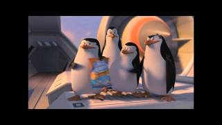 Пингвины Мадагаскара — Трейлер (дублированный) 1080p