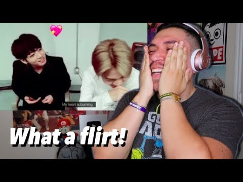 Jungkook Flirting With Jimin For 5 Minutes REACTION