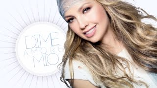 Thalia - Amore Mío (Letra / Lyric Video) thumbnail