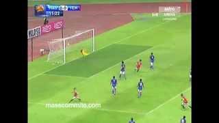 Kelayakan Piala Asia 2015 - Malaysia vs Yaman - Gol Yaman Al-Hagri 12