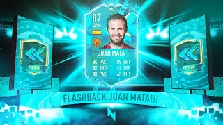 FLASHBACK JUAN MATA SBC! - FIFA 20 Ultimate Team