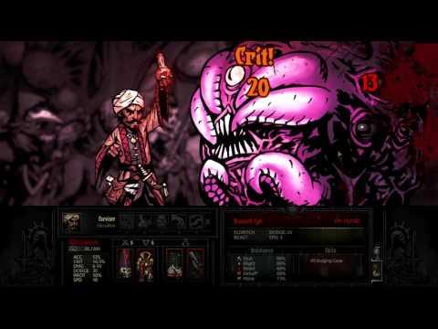 Darkest Dungeon - Activate Locus Beacon