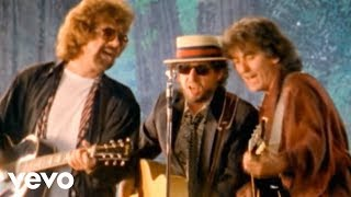 The Traveling Wilburys - Inside Out (Official Video)