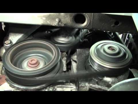 How To Diagnose a Noisy Chattering VW Over Running Alternator Pulley