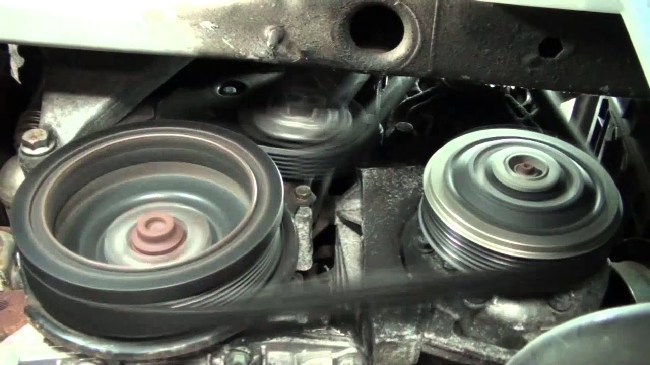 how to diagnose a noisy chattering vw over running