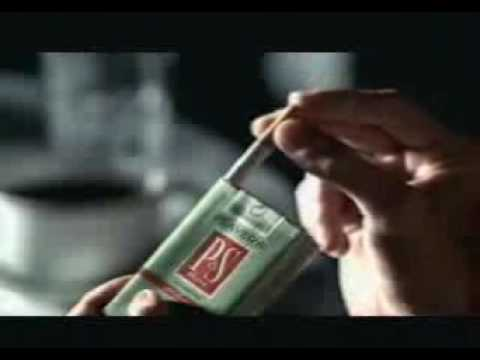 funny cigarette commercial