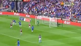 Chelsea 3 v Aston Villa 0 |1/2 Final FA Cup|