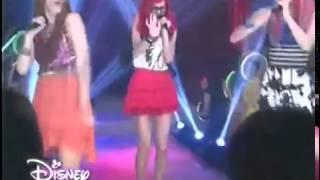 Violetta 3 Roxy, Fausta y Camila cantan A mi lado Episodio 35