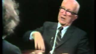 "R. Buckminster Fuller ""Falling Off The Bed"""